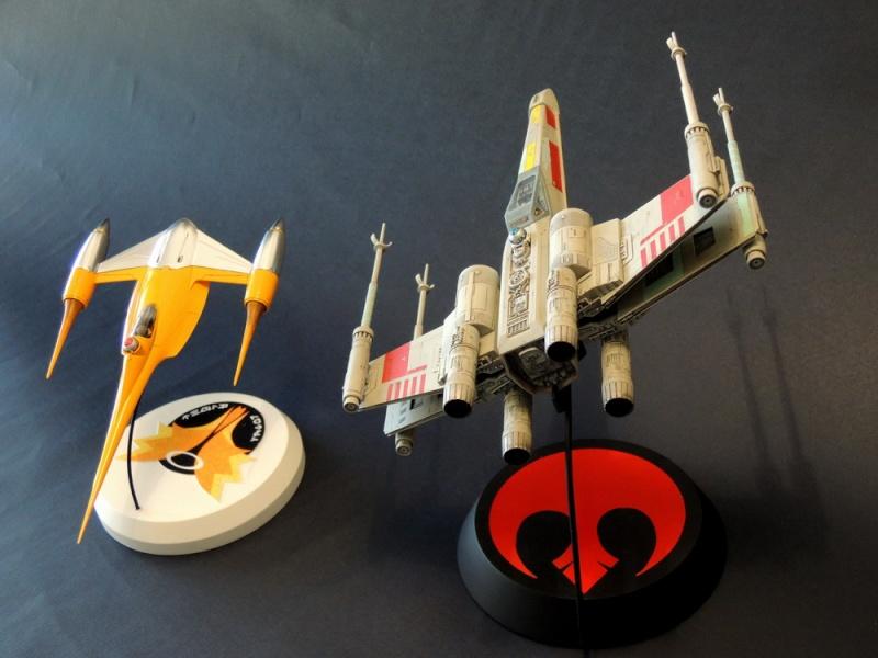 Naboo Fighter / FineMolds 1/72 Dscn0315