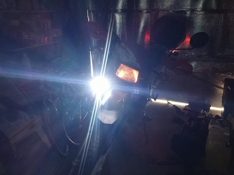 Phares additionnels à LED 20150531