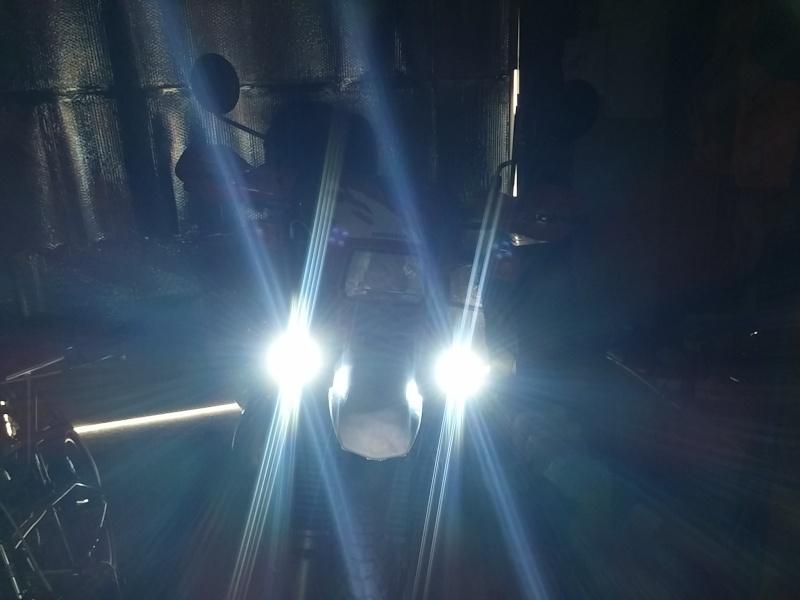 Phares additionnels à LED 20150532
