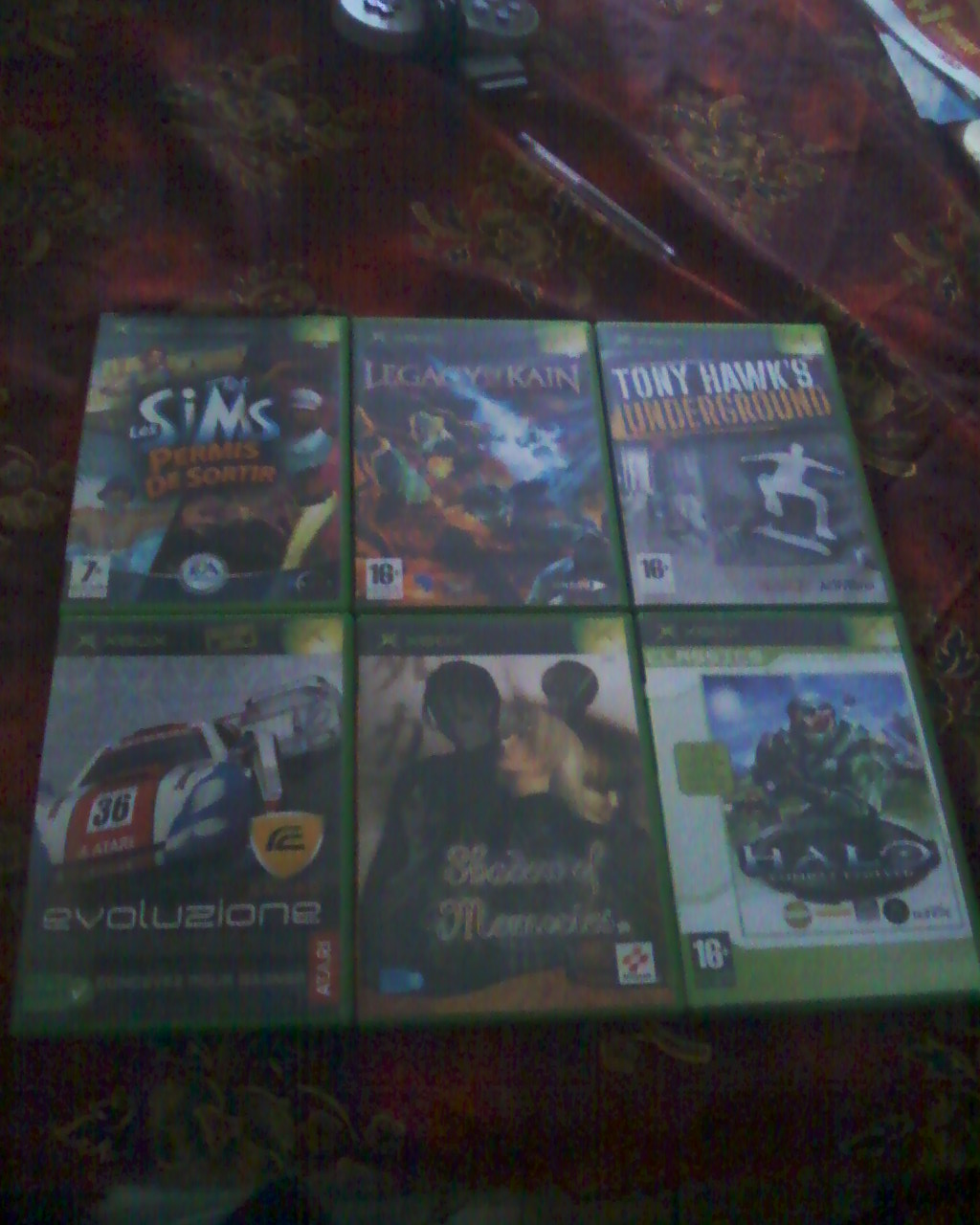 Boutique Darktet  (Du X-BOX ,Nes,SNes,N64)  lot Xbox + de 40 jx  100 e ! Photos18