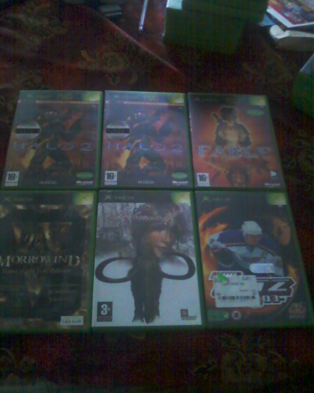 Boutique Darktet  (Du X-BOX ,Nes,SNes,N64)  lot Xbox + de 40 jx  100 e ! Photos21