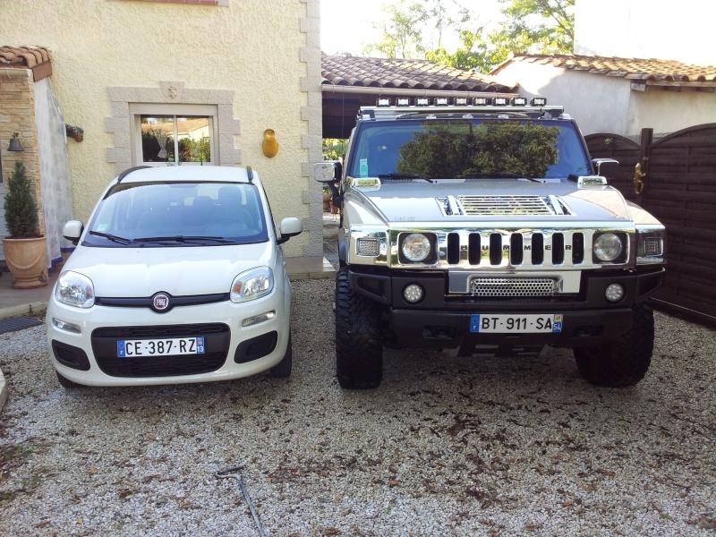 Hummer H2,  gros ou!!!   comparaison... Img_2010