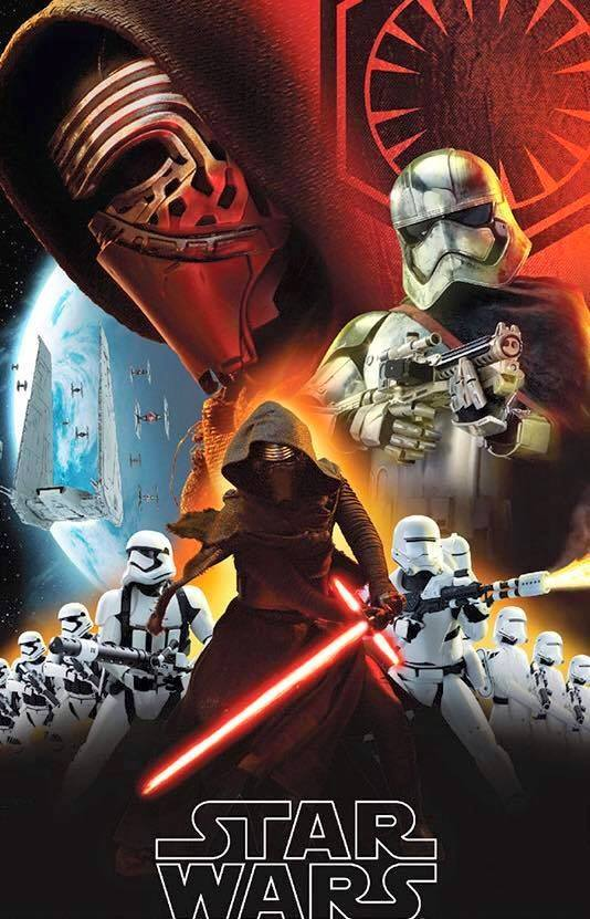 7 - Les posters de Star Wars The Force Awakens - Page 6 11078110