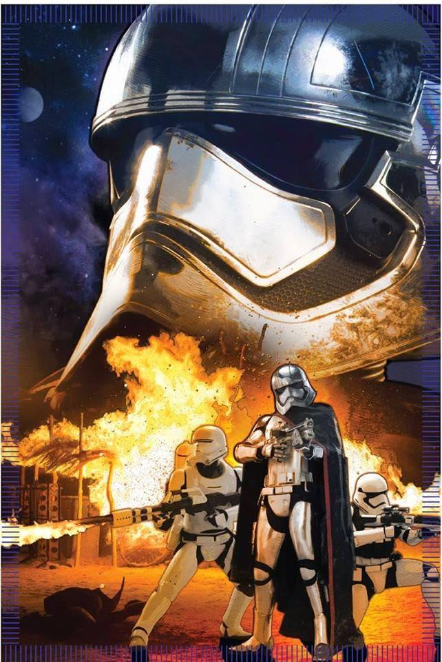 7 - Les posters de Star Wars The Force Awakens - Page 6 11168410