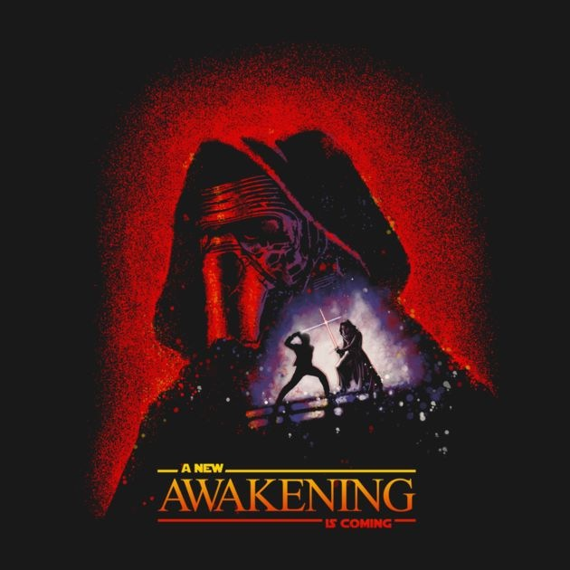 7 - Les posters de Star Wars The Force Awakens - Page 6 Img_0814