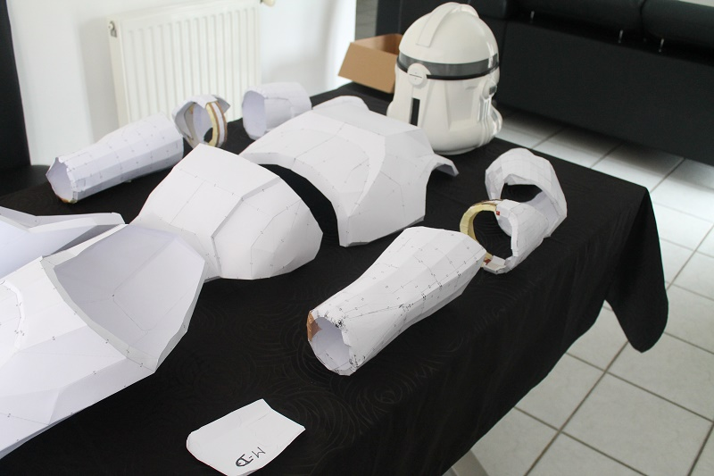 ARMURE CLONE PAPERCRAFT 1:1 Img_6216
