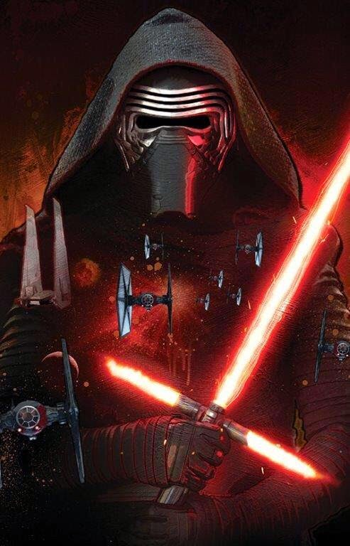 7 - Les posters de Star Wars The Force Awakens - Page 6 M110