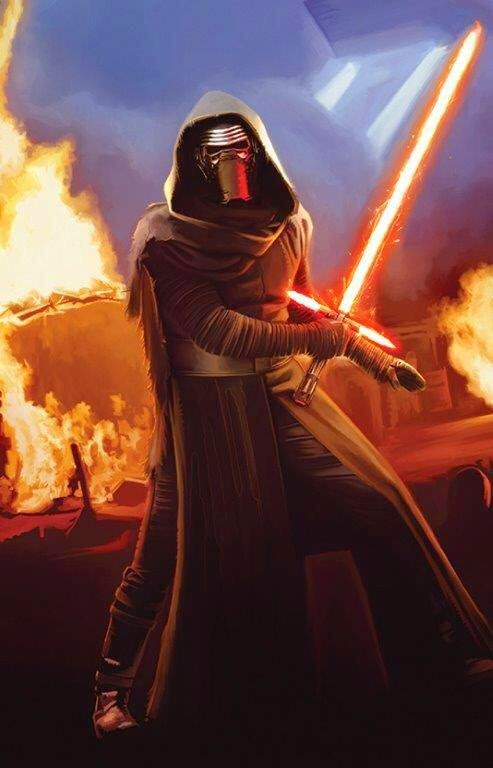 7 - Les posters de Star Wars The Force Awakens - Page 6 M210