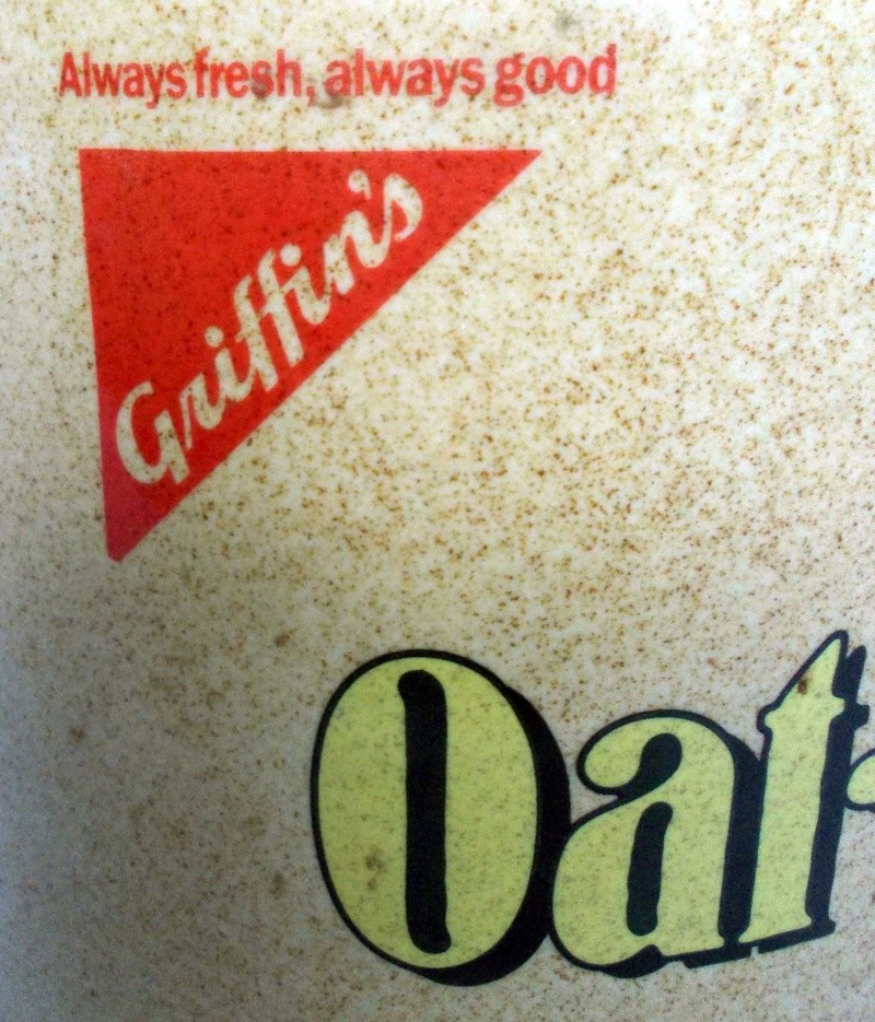 Is this Griffins Oat-Mores very big biscuit jar made by Orzel? Dscn6818