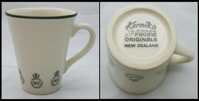Kermiko Pacific Originals House Of Representatives mug & backstamp for gallery Dscn6934