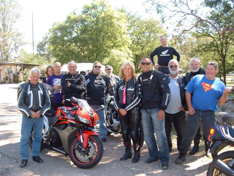 15th Aniversary Ride East Gresford 15th_a10