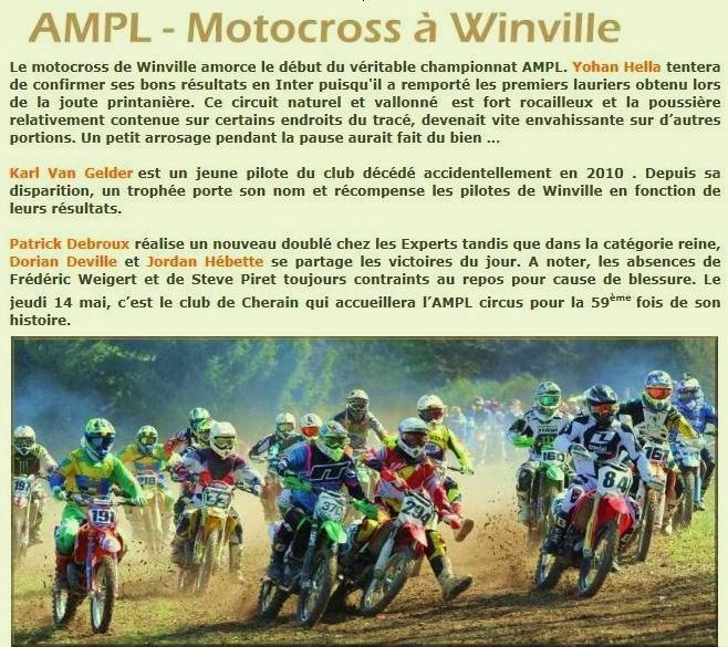 Motocross Winville - 10 mai 2015 ... - Page 2 11206812