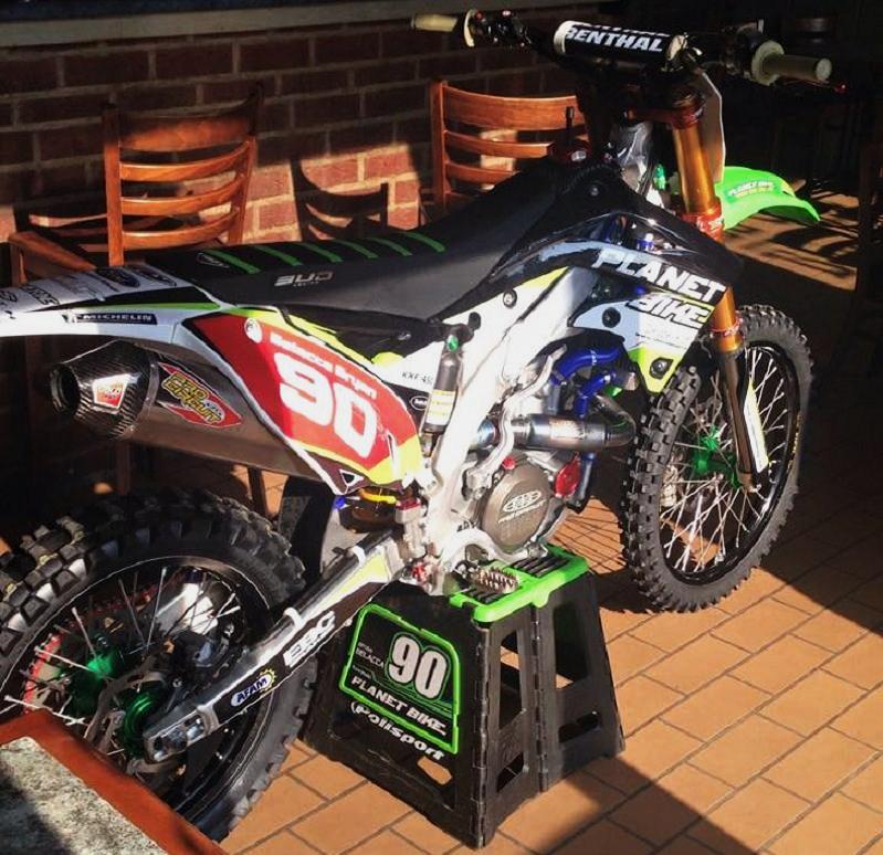 Motocross Daverdisse - 22 mars 2015 ... - Page 2 117