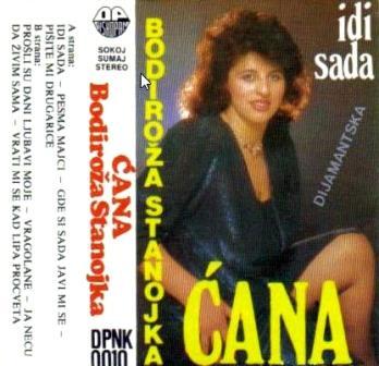 Stanojka Bodiroza Cana - Diskografija Folde197