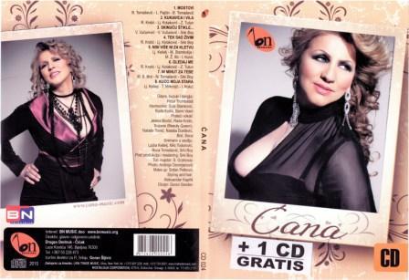 Stanojka Bodiroza Cana - Diskografija Folde202