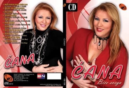 Stanojka Bodiroza Cana - Diskografija Folde204