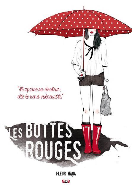 FLEUR HANA - Les bottes rouges  Lesbot10