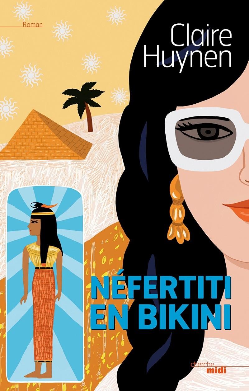 HUYNEN Claire - Néfertiti en bikini  Nerfer10