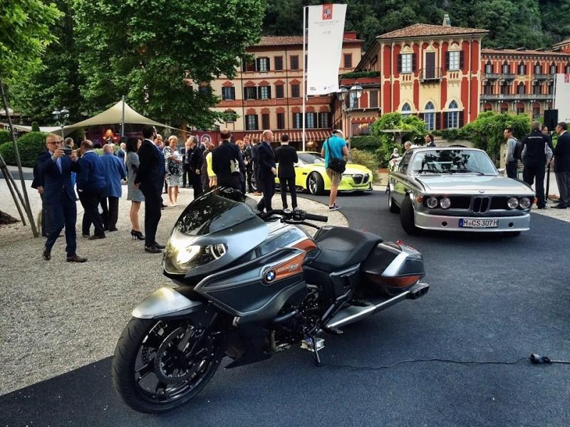 BMW Concept 101, le bagger K16 ! 11235310