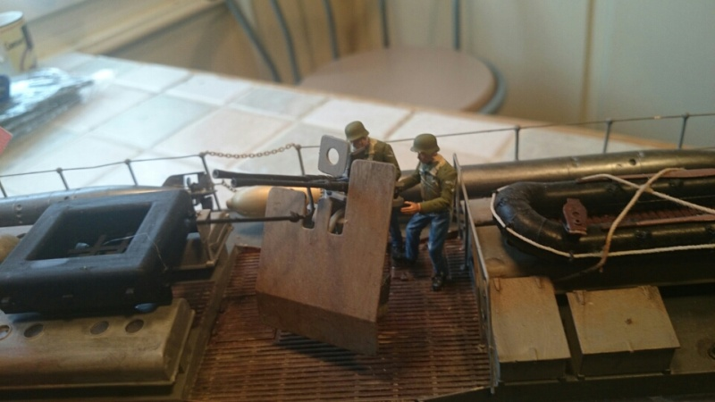schnellboot s-100 ITALERI 1/35 transformable RC - Page 5 Mms_2012