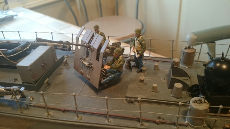 schnellboot s-100 ITALERI 1/35 transformable RC - Page 5 Mms_2013
