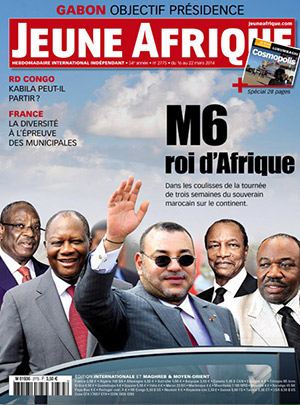 Le Maroc renoue avec son passé Africain M6_afr10