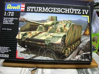 STURGESCHUTZ IV - 1/72 - Revell Dscn3516