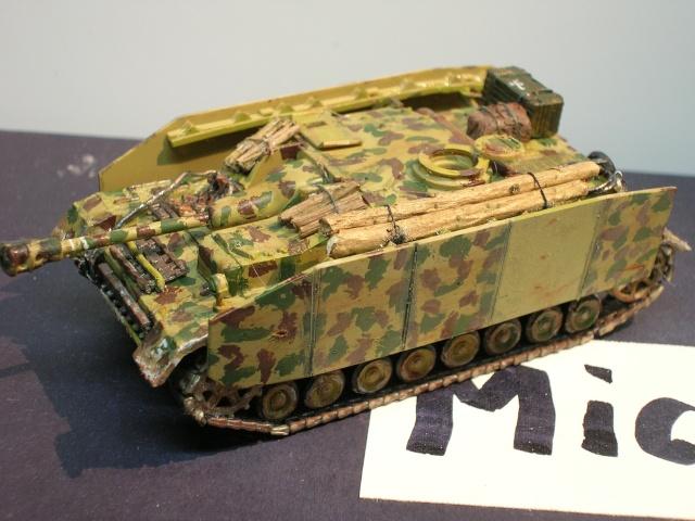 STURGESCHUTZ IV - 1/72 - Revell Dscn3531