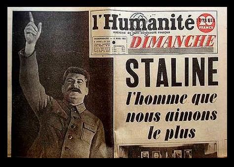 La subversion du KGB dès 45 déchaîne l'Islamisation de l'Occident Stalin10