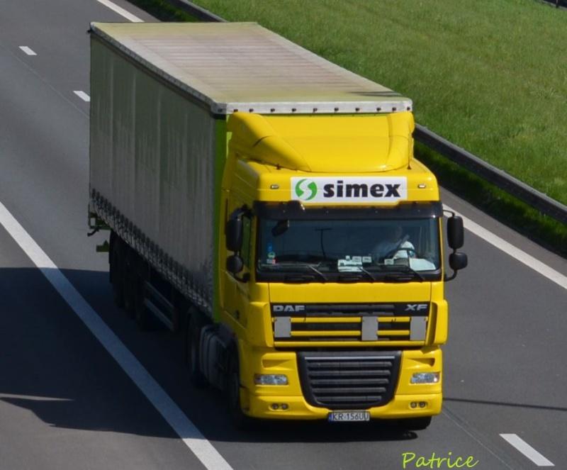 Simex  (Krakow)+(Wormerveer, Pays Bas) 131pp11