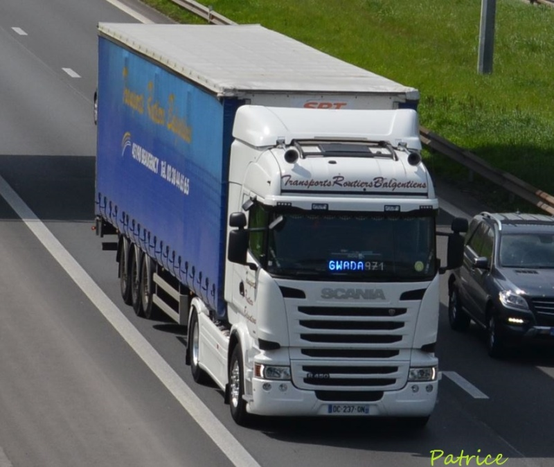 Transports Routiers Balgentiens (Beaugency, 45) 79pp12