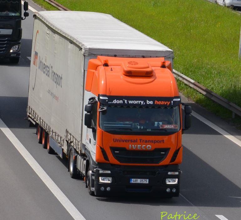 Universal Transport  (Paderborn) 8pp11