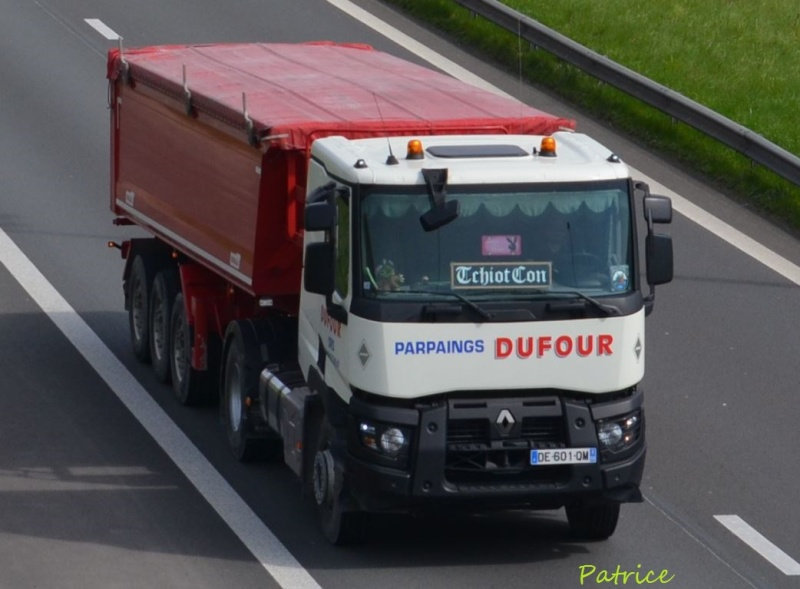 Parpaings Dufour (Ors) (59) 92pp10