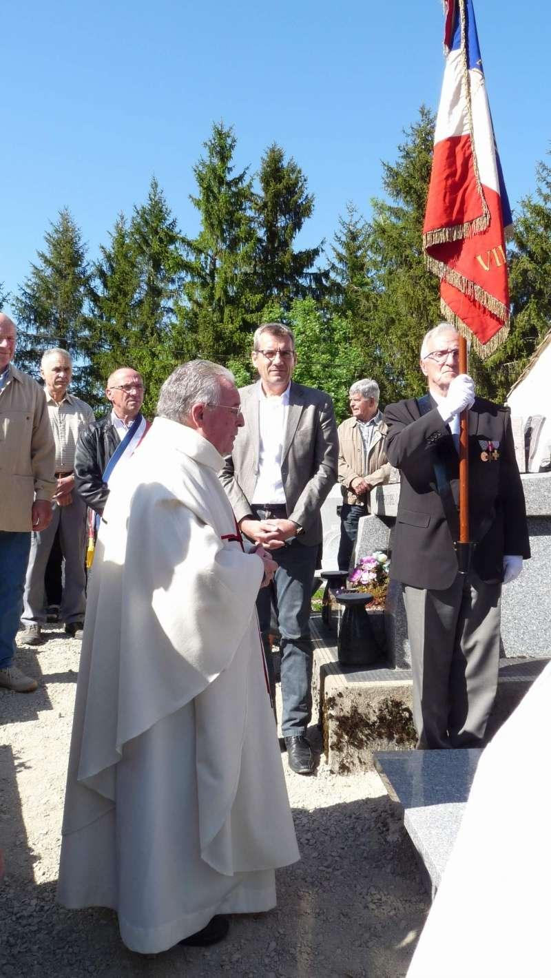 L'U.N.P. Ariège à rendu hommage au major Roger Cathala P1070212