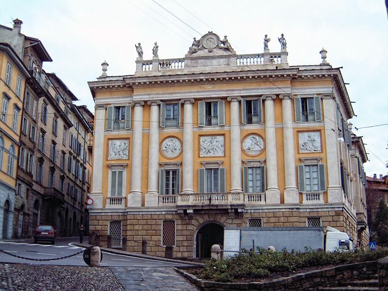 Bergamo - una città da conoscere Dscf2110