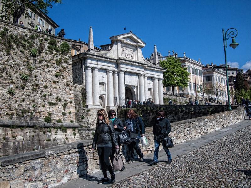 Bergamo - una città da conoscere P4069011