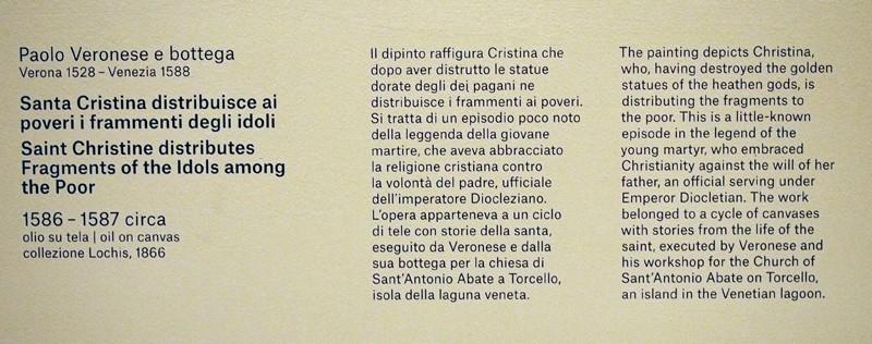 Riapre a Bergamo l'Accademia Carrara P4249411