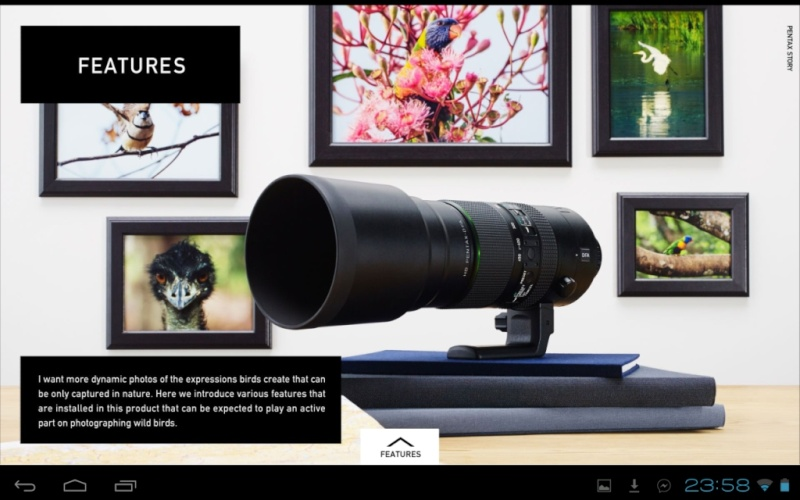 [Android] [IOS] PENTAX STORY Screen15