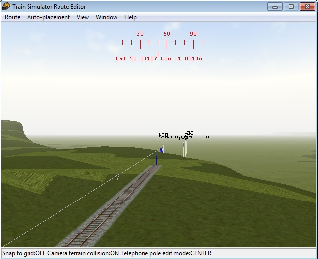 Midhants Railway / Watercressline Route Cliff11