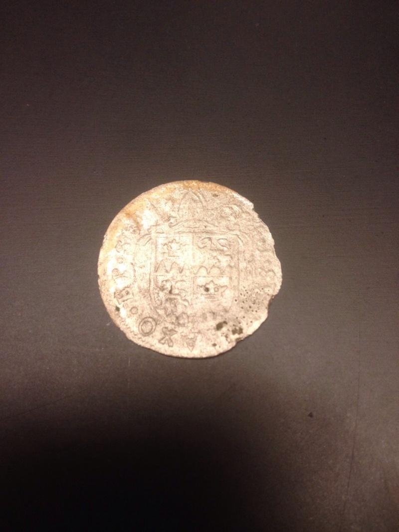1 Batzen frappée en 1721 Valais suisse Img_3810