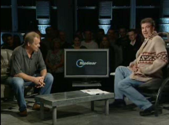 Top Gear : Interview de David Soul et tour de circuit 310