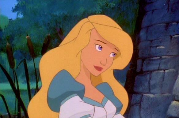Le Cygne et la Princesse [1994] [F. Anim]  54088511