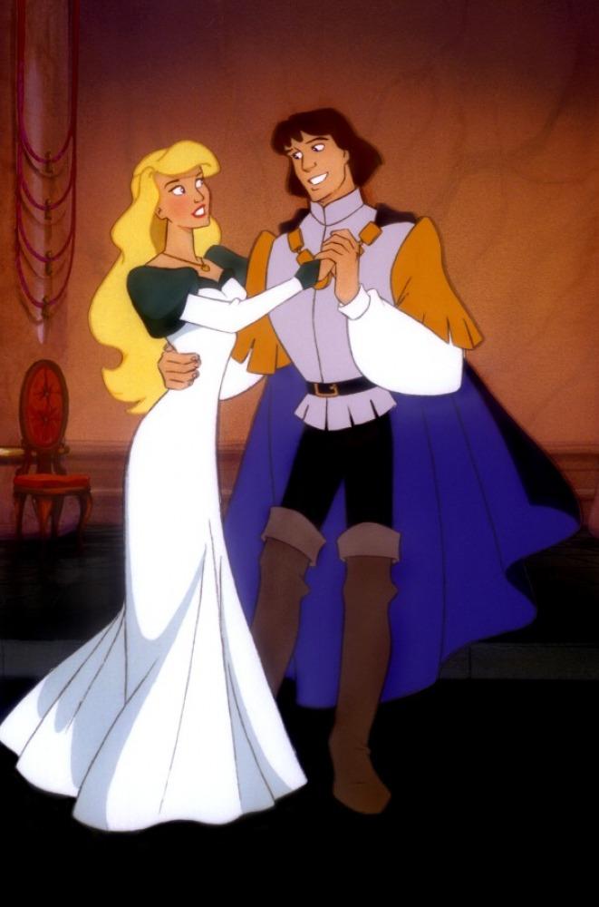 Le Cygne et la Princesse [1994] [F. Anim]  Cygne-10