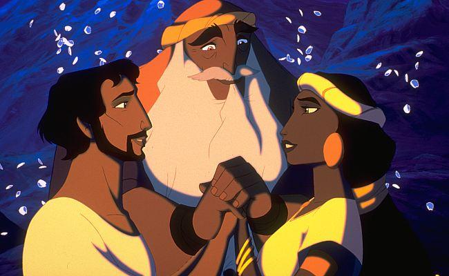 Le Prince d'Égypte [1998] [F. Anim]  G5413111