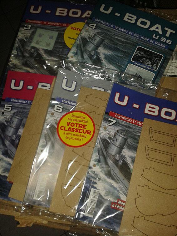U-BOAT U96 par Hachette 1/48 - Page 6 20150515
