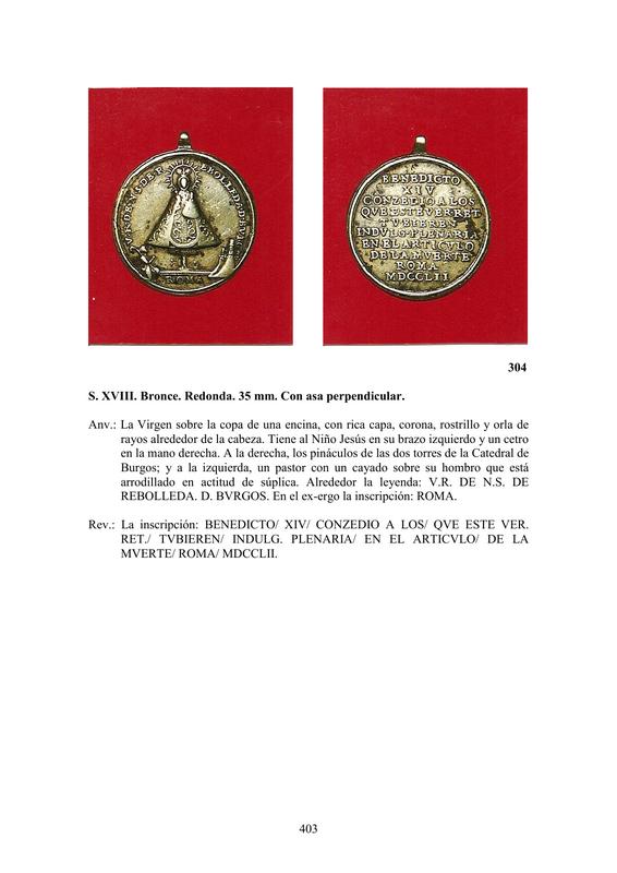 LA MEDALLA DE DEVOCIÓN EN EUROPA ENTRE LOS SIGLOS XVI Y XIX  por  Fernando Sainz Varona - Página 17 40310