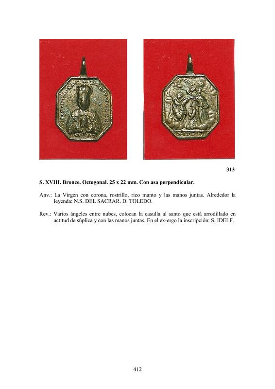 LA MEDALLA DE DEVOCIÓN EN EUROPA ENTRE LOS SIGLOS XVI Y XIX  por  Fernando Sainz Varona - Página 17 41210