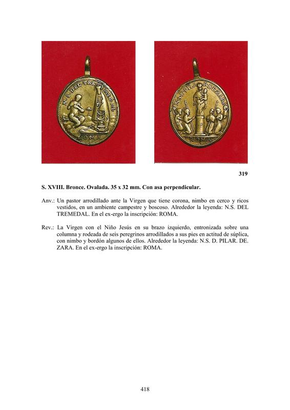 LA MEDALLA DE DEVOCIÓN EN EUROPA ENTRE LOS SIGLOS XVI Y XIX  por  Fernando Sainz Varona - Página 17 41810