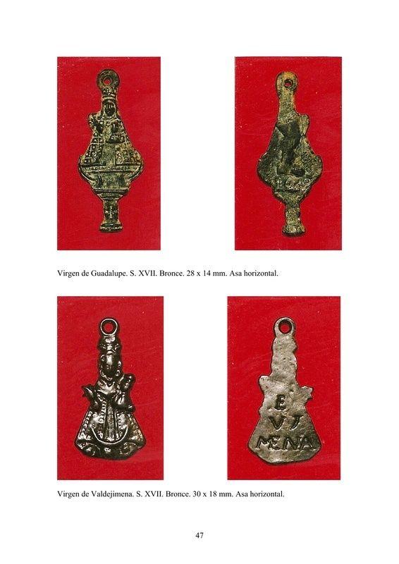 LA MEDALLA DE DEVOCIÓN EN EUROPA ENTRE LOS SIGLOS XVI Y XIX  por  Fernando Sainz Varona - Página 2 4710