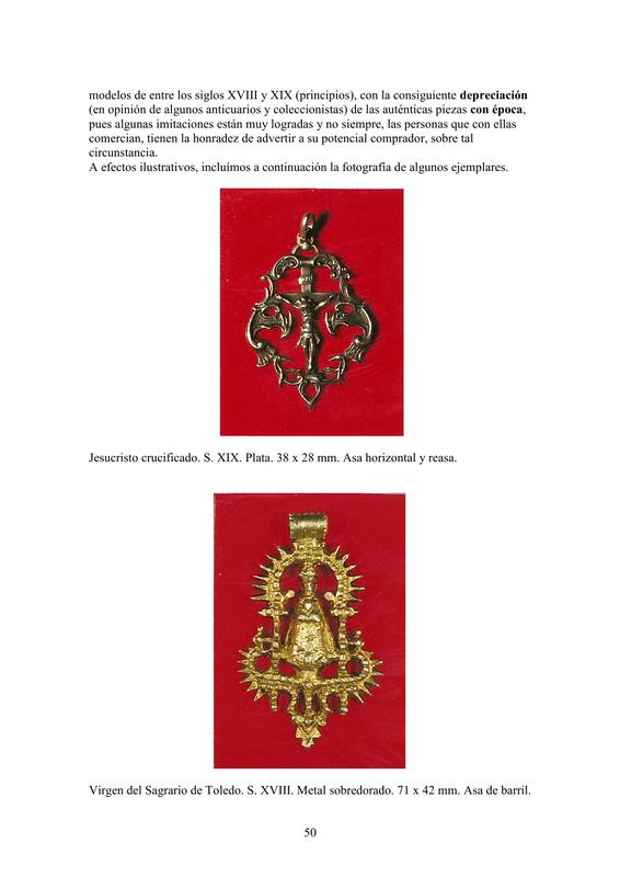 LA MEDALLA DE DEVOCIÓN EN EUROPA ENTRE LOS SIGLOS XVI Y XIX  por  Fernando Sainz Varona - Página 3 5010